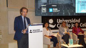 """Presentación """"Oportunidades iguales"""" Madrid"""