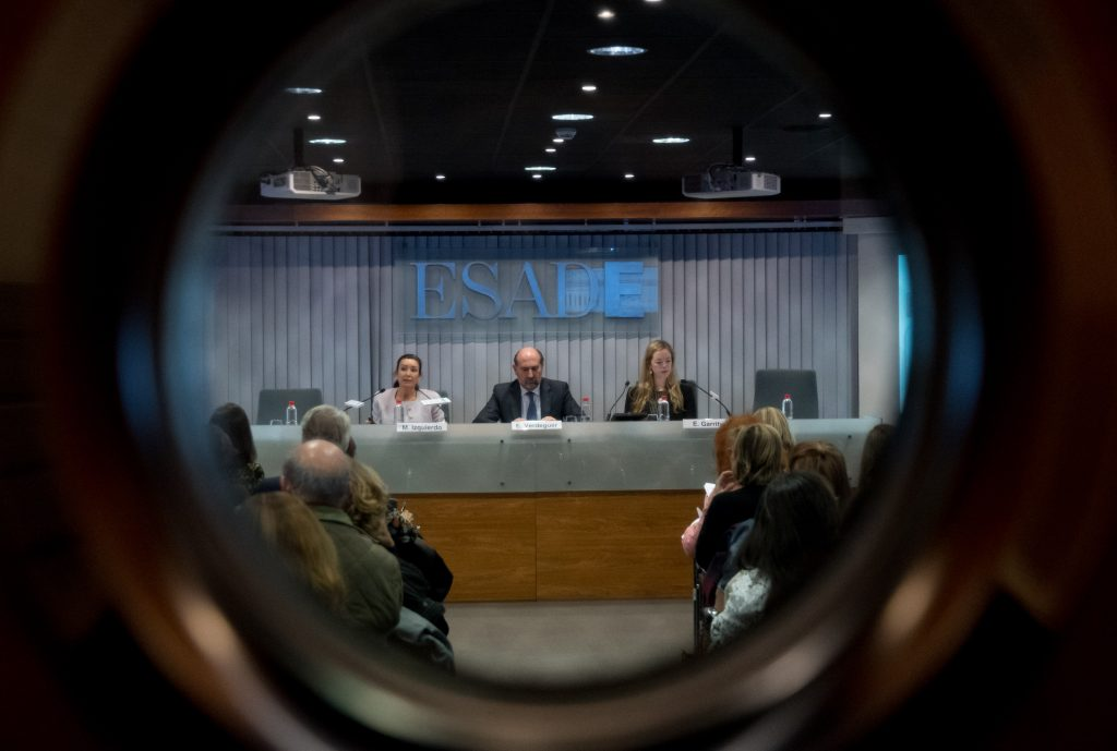 Esade. Situation of women's leadership in Spain and the United States