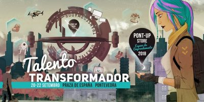 JORNADA PONT-UP | MENTORING EN FEMENINO: ¡NECESITAMOS MÁS MENTORAS! @ Casa das Campás Pontevedra | Pontevedra | Galicia | España