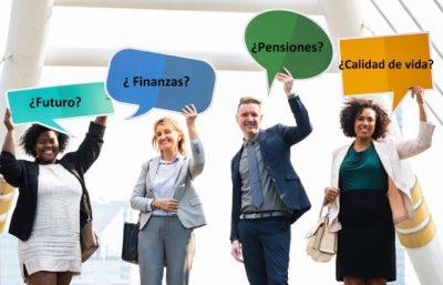 Charla - debate con Baltasar Dutor  ¿Viviremos 100 años? y ¿nuestras pensiones? @ Casa Club | Madrid | Comunidad de Madrid | España