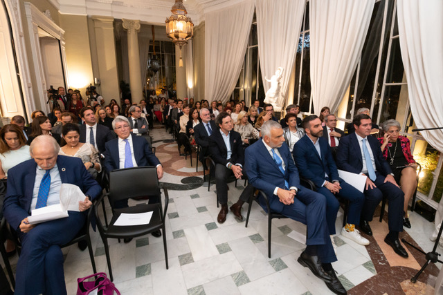 """Gala de premios FWF al """"Gobierno corporativo y diversidad de género"""""""