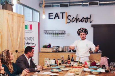 Taller de cocina con Luca Gatti @ Cámara de comercio e industria italiana | Madrid | Comunidad de Madrid | España