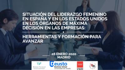 Comparativa de los consejos y comités de dirección en España y EE.UU - Madrid @ Deusto Bussiness School | Madrid | Comunidad de Madrid | España
